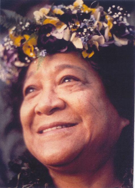 Aunty Margaret Machado - Lomi Austria